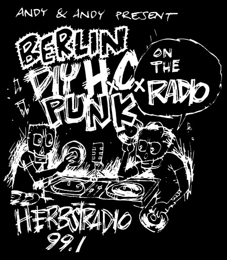 berlindiyhcpunkradio
